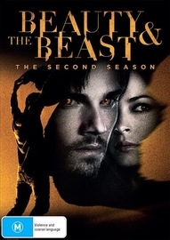 Beauty And The Beast - Season 2 on DVD