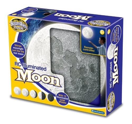 Brainstorm Toys: RC Illuminated Moon