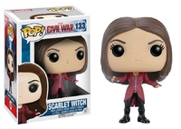 Captain America 3 - Scarlet Witch Pop! Vinyl Figure