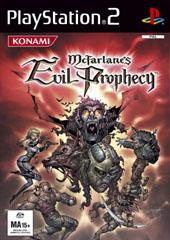 McFarlane's Evil Prophecy for PlayStation 2