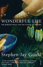 Wonderful Life by Stephen Jay Gould image