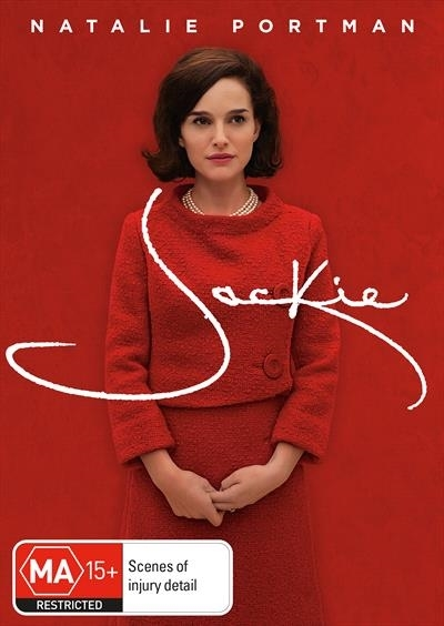 Jackie on DVD image