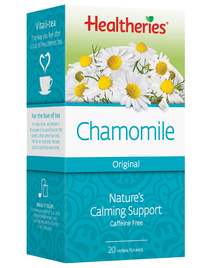 Healtheries Chamomile Tea (Pack of 20)