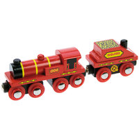 Bigjigs: Big Red Engine