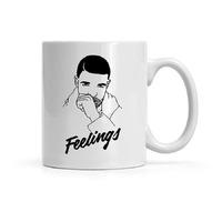 Famous Flames Mug - Drizzy image