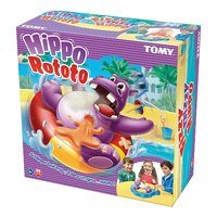 Tomy: Fizzy Dizzy Hippo - Children's Game