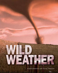 Great Big Book of Wild Weather by Angela Royston image