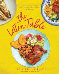 The Latin Table by Isabel Cruz image