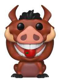 The Lion King - Pumbaa (Luau) Pop! Vinyl Figure
