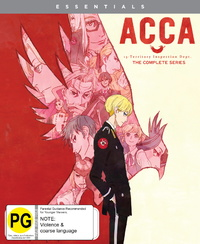 Acca - The Complete Series (blu-ray) on Blu-ray