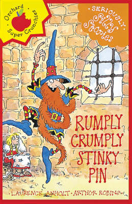 Rumply Krumply Stinky Pin by Laurence Anholt image