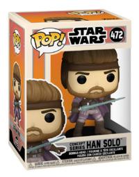 Star Wars: Han Solo (Concept Series) - Pop! Vinyl Figure