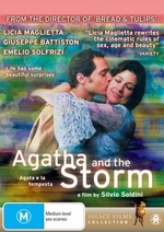 Agatha And The Storm on DVD