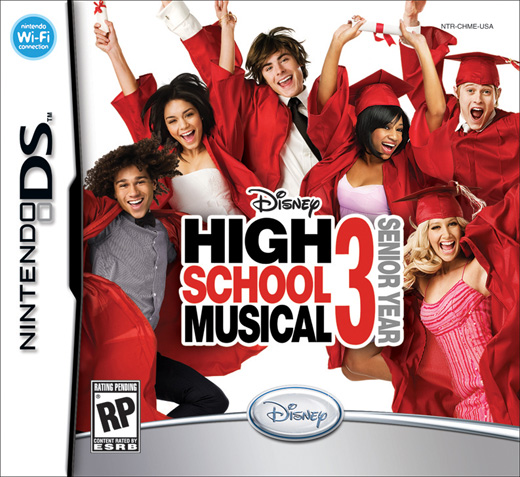 High School Musical 3: Senior Year for DS image
