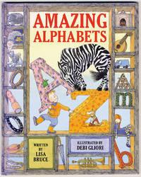 Amazing Alphabets by Lisa Bruce image