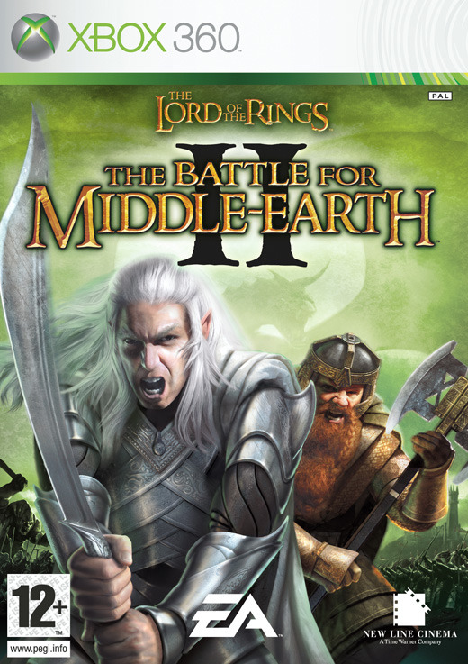 Lord of the Rings: The Battle For Middle-Earth II for Xbox 360