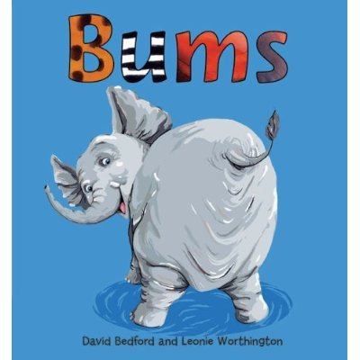 Bums Mini Book by David Bedford
