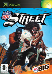 NFL Street for Xbox