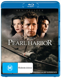 Pearl Harbor on Blu-ray image