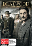 Deadwood - The Complete Second Season DVD