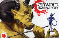 Citadel Base Paint Set image