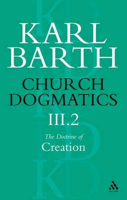 Church Dogmatics Classic Nip III.2 by Barth image