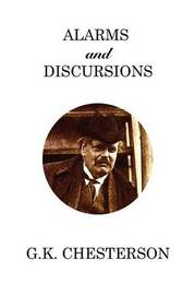 Alarms and Discursions by G.K.Chesterton image