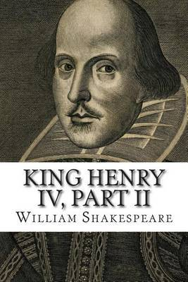 the importance of trust in henry iv a play by william shakespeare Some version of this battle has been told in history books, in shakespeare's play and, two weeks ago, by carol and ken adelman, founders of movers & shakespeares, which uses the world's.