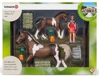 Schleich: Horse Feeding Playset
