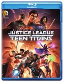 DC: Justice League Vs Teen Titans on Blu-ray