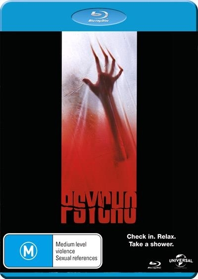 Psycho on Blu-ray image
