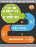 Content Marketing for Nonprofits by Kivi Leroux Miller
