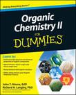Organic Chemistry II For Dummies by John T Moore