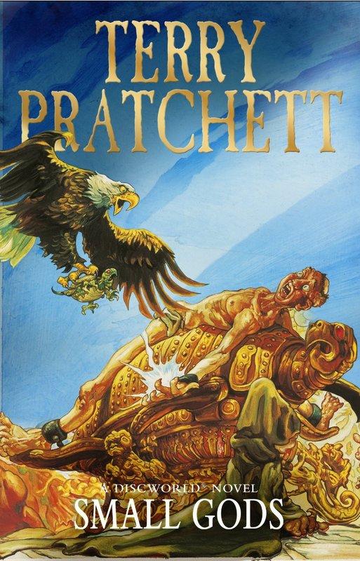 Small Gods (Discworld 13 - History Monks) (UK Ed.) by Terry Pratchett