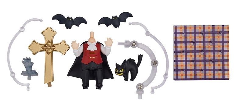 Nendoroid More - Halloween (Male Ver.) Accessory Set image