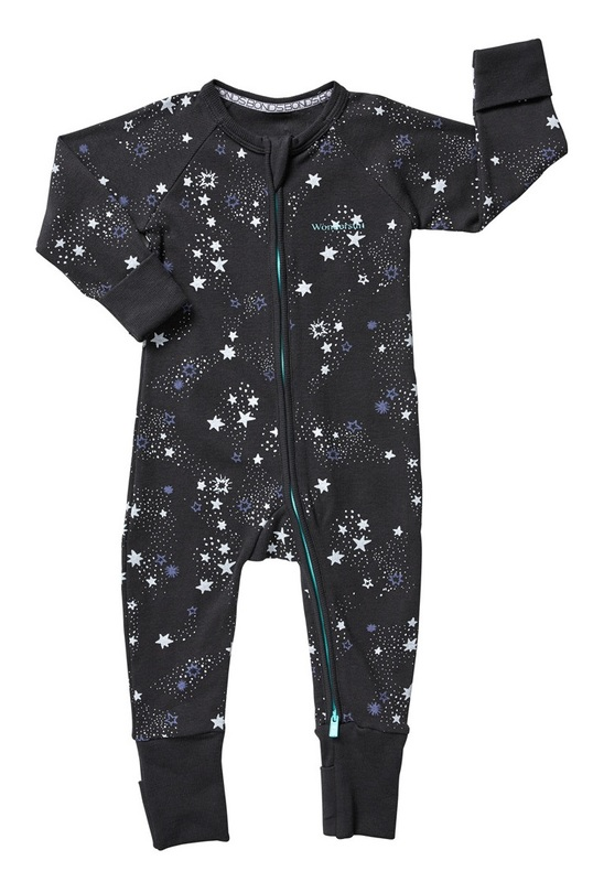 Bonds Ribby Zippy Wondersuit - Solar System (0-3 Months)