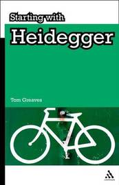 Starting with Heidegger by Tom Greaves image