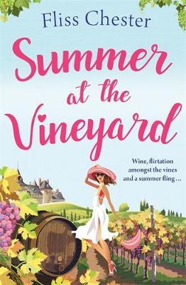 Summer at the Vineyard by Fliss Chester image