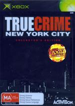True Crime 2 New York City Collectors Edition for Xbox