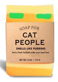 Whiskey River Co: Soap - For Cat People
