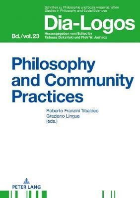 Philosophy and Community Practices