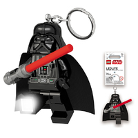 LEGO Darth Vader with Lightsaber Keylight image