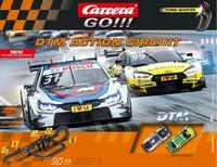 Carrera: Go!!! - DTM Action Circuit Slot Car Set (BMW/Audi)
