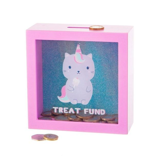 Luna Caticorn Money Box