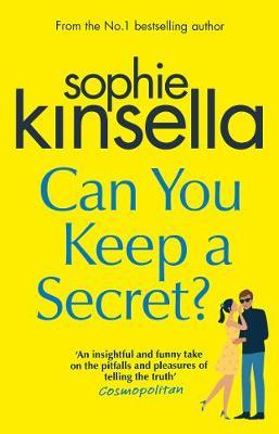 Can You Keep A Secret? by Sophie Kinsella image