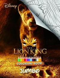 Lion King Coloring Book by Jack Wilson image