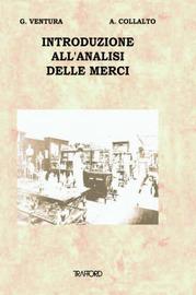 Introduzione All'analisi Delle Merci by A. Collalto
