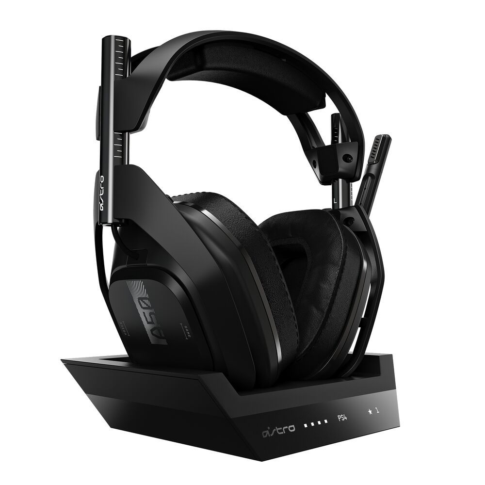 Astro A50 Wireless Headset + Base Station (PS4 & PC)