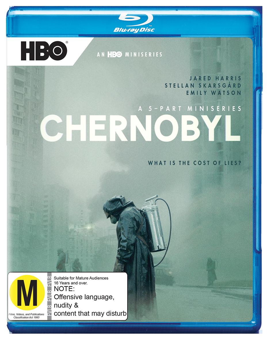 Chernobyl on Blu-ray image