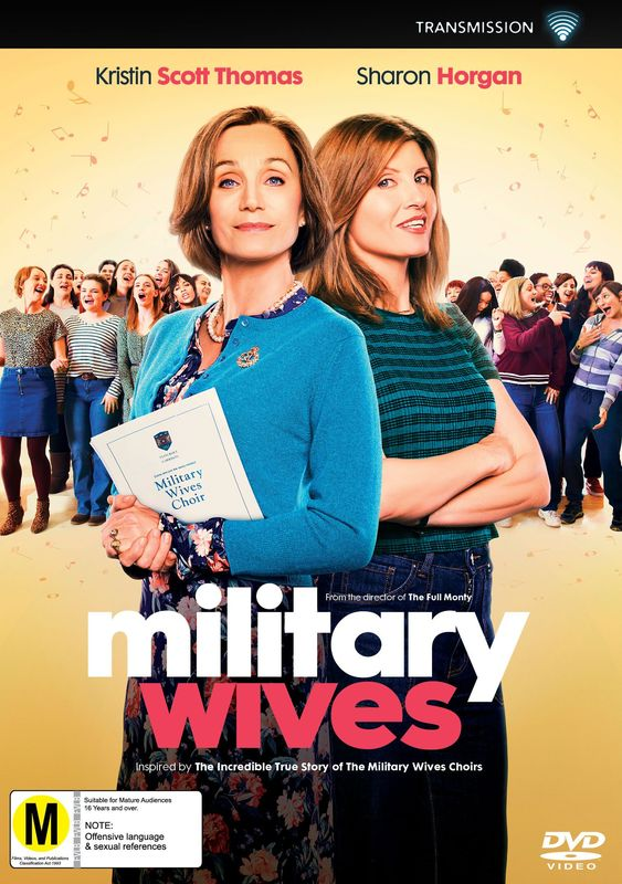 Military Wives on DVD